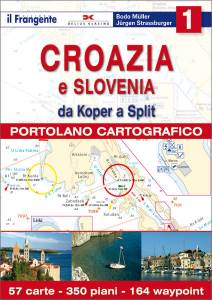 Portolano Croazia Slovenia Montenegro Albania