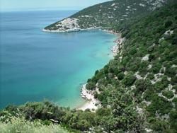 Spiagge Supetarska © P.L. Paolini