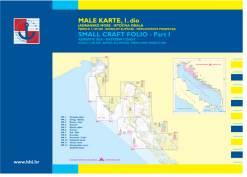 carte nautiche croazia kit