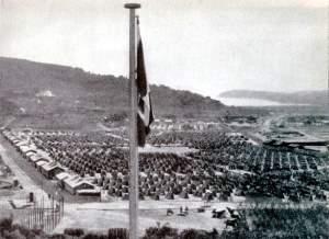 La storia di Rab - Campo di concentramento di Rab - Croazia