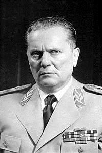 Il maresciallo Tito - Rab, Croazia