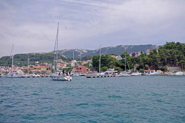 Isola di Rab - ACI Marina Rab