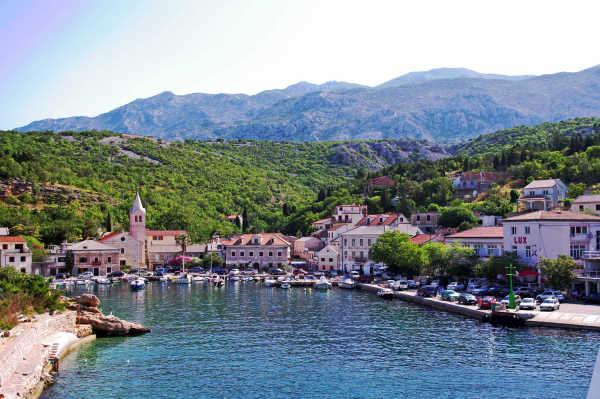 Mare della Croazia - Jablanac